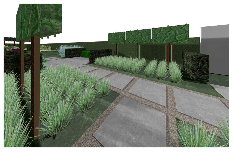 Gallery of in d with 3d tuin ontwerpen for Programma tuin ontwerpen 3d